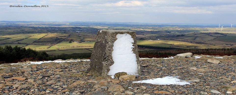 Loughanleagh Mountain